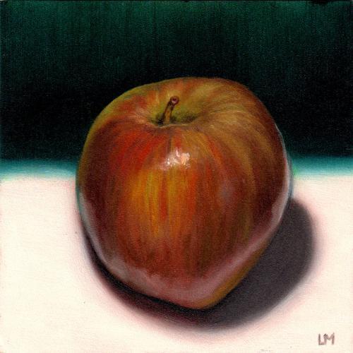 Pthalo Apple